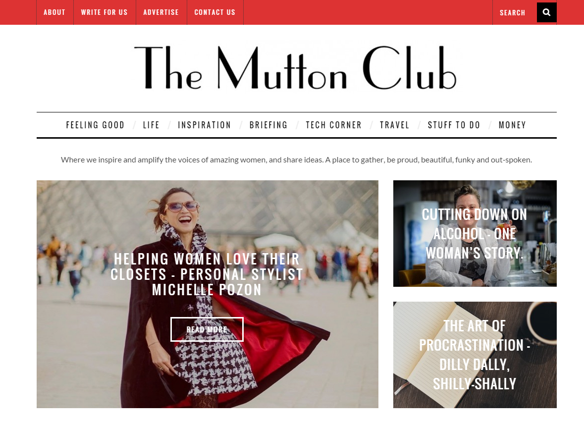 The Mutton Club
