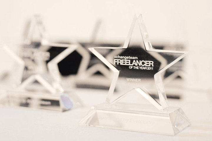Freelancer of the Year